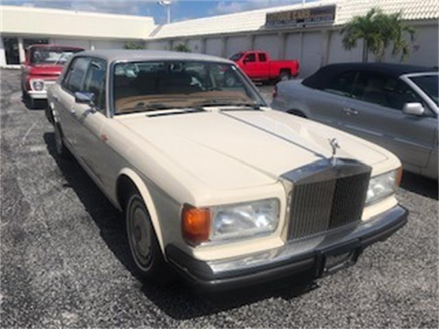 1993 Rolls-Royce Silver Spur (CC-1427706) for sale in Miami, Florida