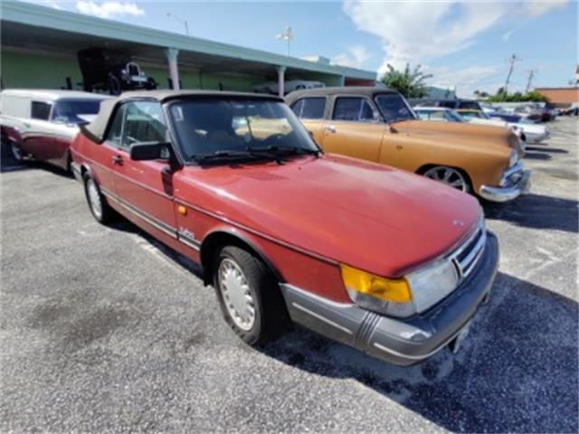 1988 Saab 900S (CC-1427731) for sale in Miami, Florida