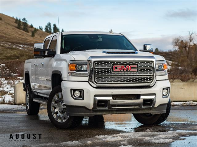 2019 GMC 2500 (CC-1427733) for sale in Kelowna, British Columbia