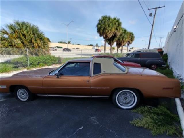 1978 Cadillac Eldorado (CC-1427737) for sale in Miami, Florida