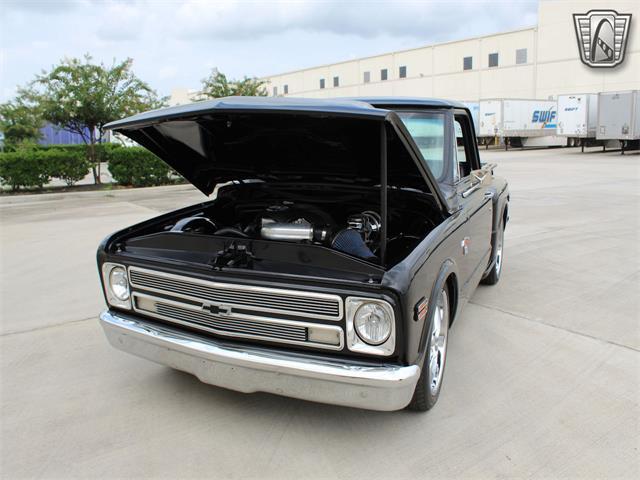1968 Chevrolet C10 (CC-1427739) for sale in O'Fallon, Illinois