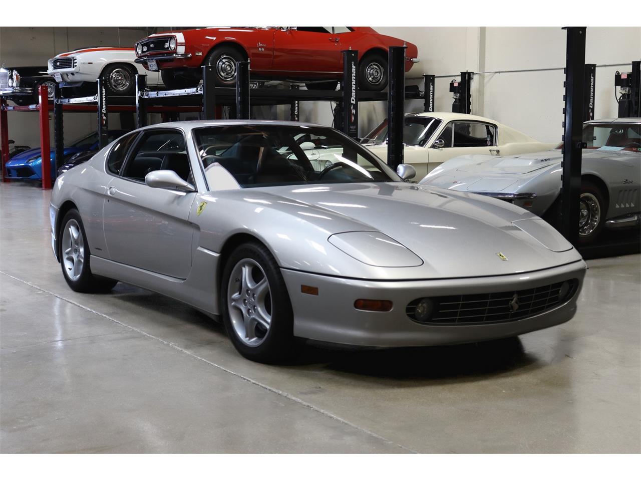 1999 Ferrari 456 (CC-1427743) for sale in San Carlos, California