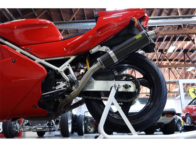 1992 Ducati Motorcycle (CC-1427746) for sale in San Carlos, California
