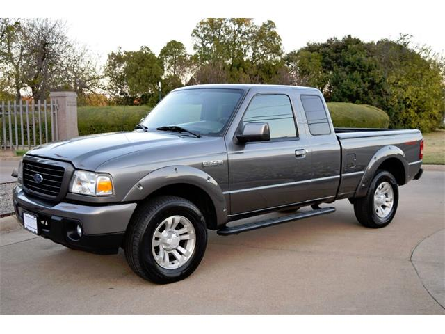 2008 Ford Ranger (CC-1427748) for sale in Fort Worth, Texas