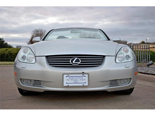2002 Lexus SC400 (CC-1427749) for sale in Fort Worth, Texas