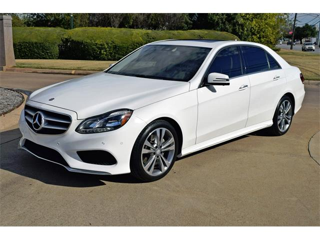 2016 Mercedes-Benz E-Class (CC-1427751) for sale in Fort Worth, Texas