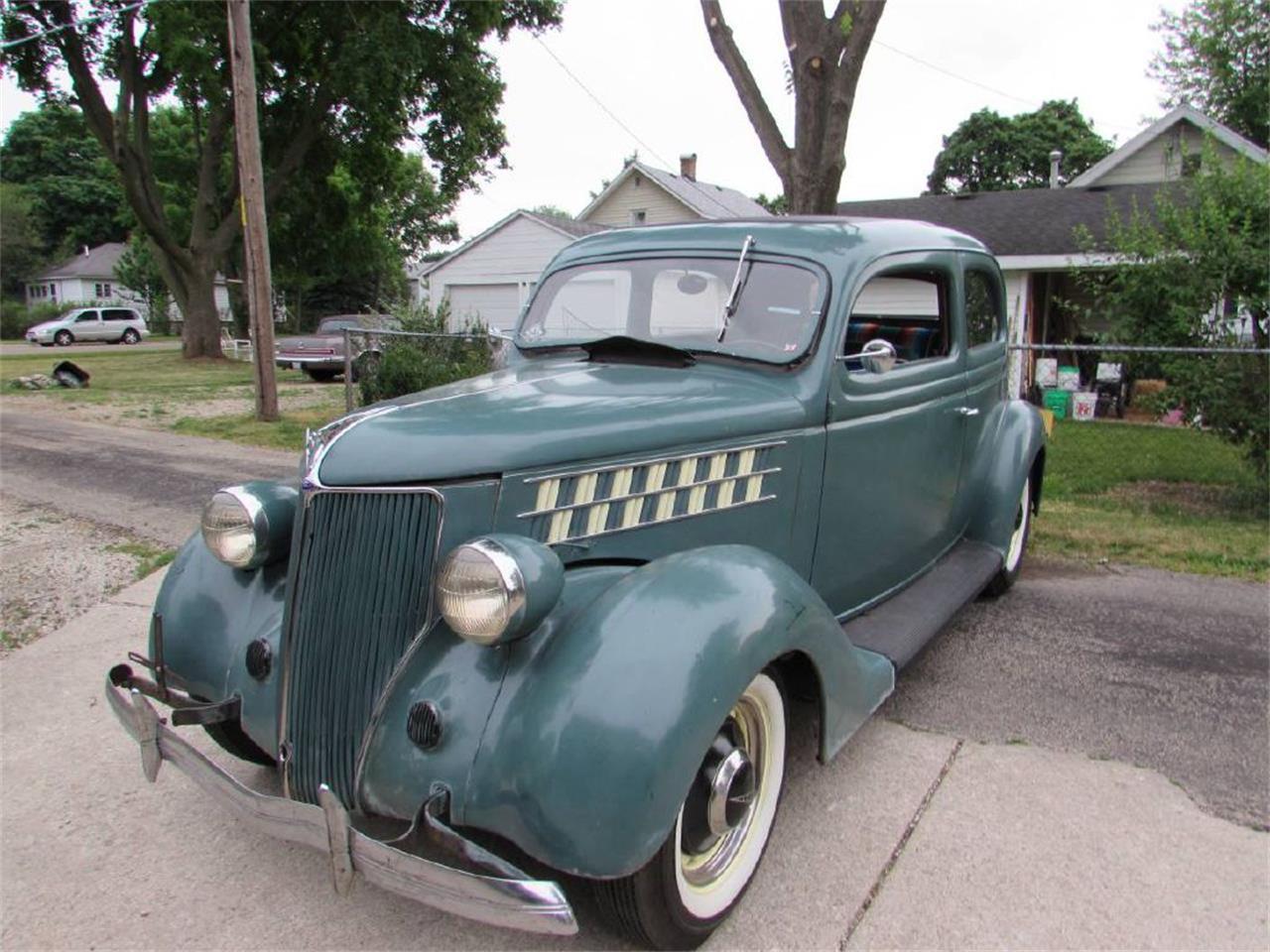1936 Ford Sedan (CC-1420776) for sale in West Pittston, Pennsylvania