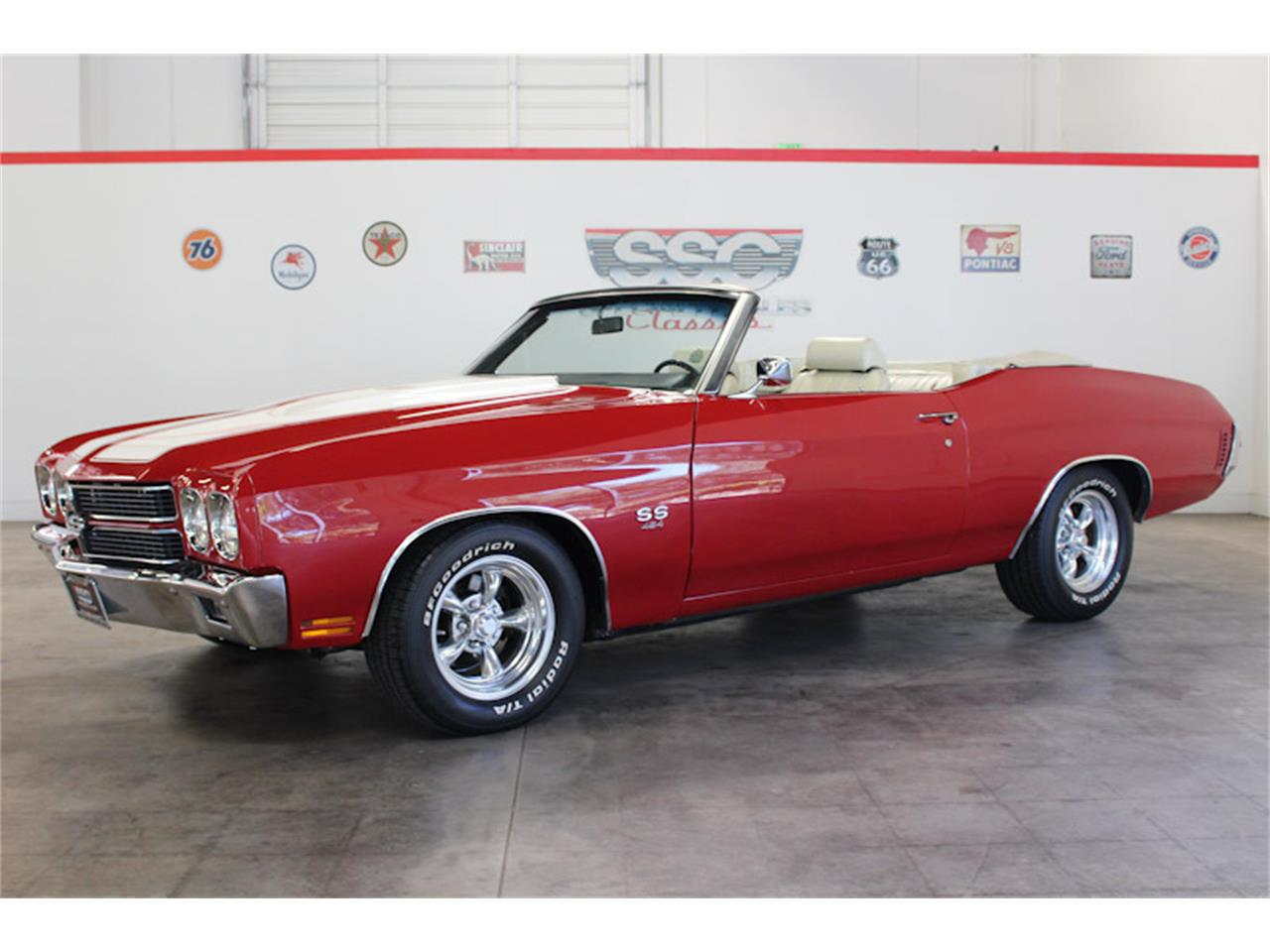1970 Chevrolet Chevelle (CC-1420777) for sale in Fairfield, California