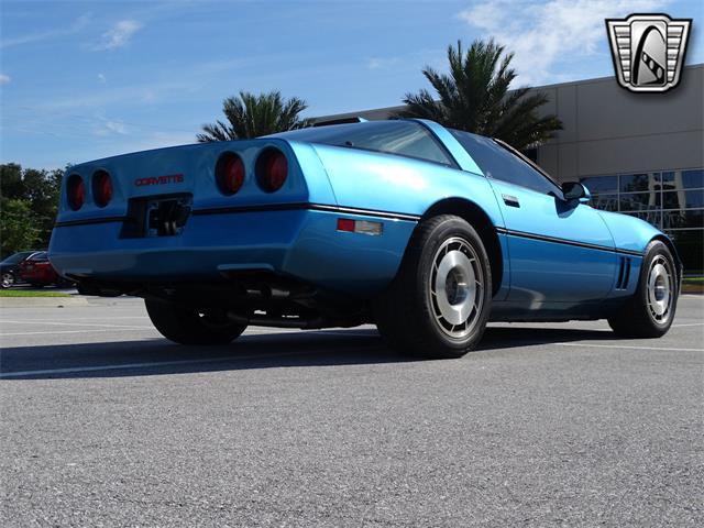 1987 Chevrolet Corvette (CC-1427788) for sale in O'Fallon, Illinois
