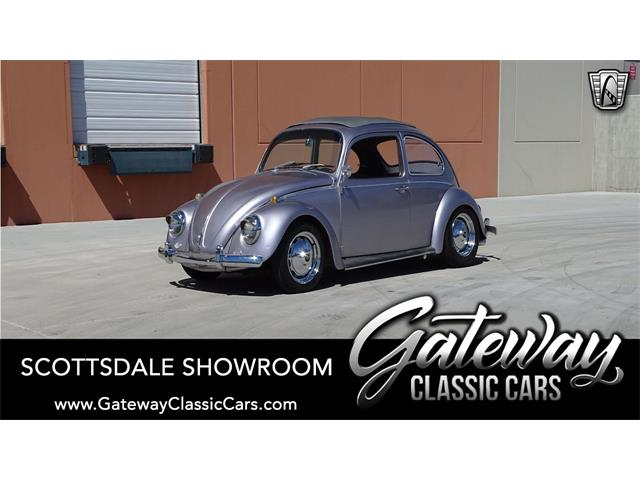 1967 Volkswagen Beetle (CC-1427797) for sale in O'Fallon, Illinois