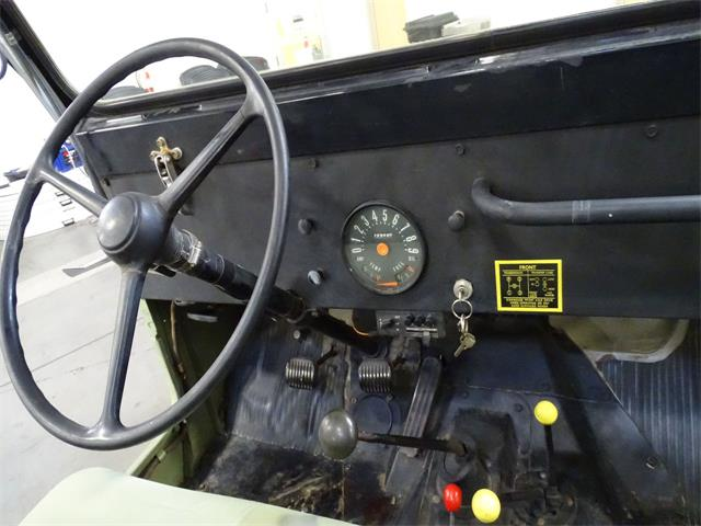 1964 Jeep CJ5 (CC-1427799) for sale in O'Fallon, Illinois