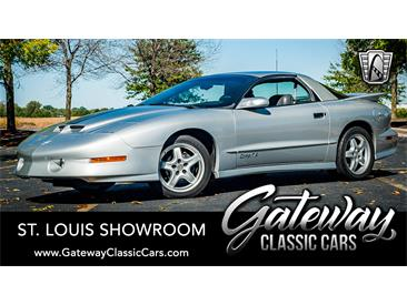 1997 Pontiac Firebird Trans Am (CC-1420078) for sale in O'Fallon, Illinois