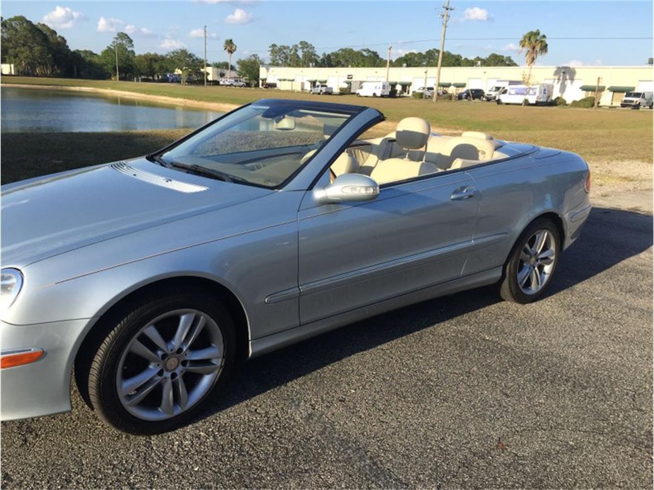 2008 Mercedes-Benz CLK (CC-1420781) for sale in Punta Gorda, Florida