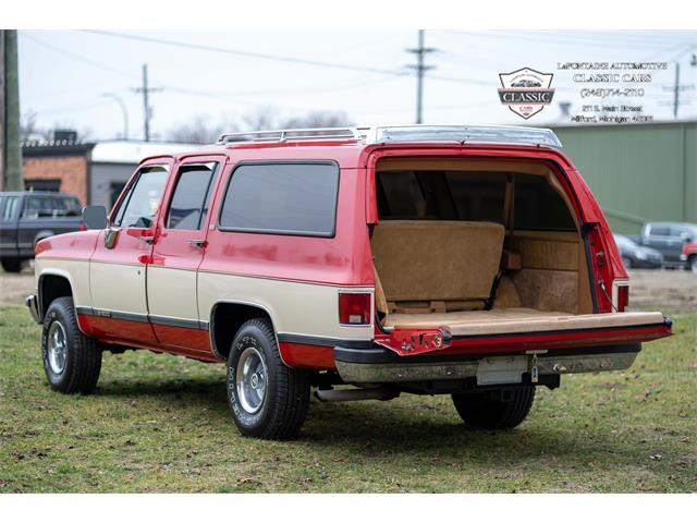 1989 Chevrolet Suburban (CC-1427827) for sale in Milford, Michigan