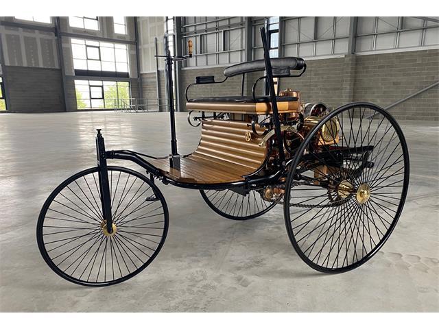 1886 Benz Patent-Motorwagen (CC-1427828) for sale in Solon, Ohio