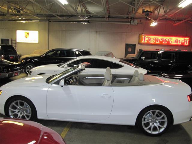 2010 Audi A5 (CC-1427835) for sale in Omaha, Nebraska