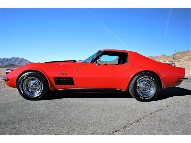 1971 Chevrolet Corvette Stingray (CC-1427837) for sale in Boulder City, Nevada