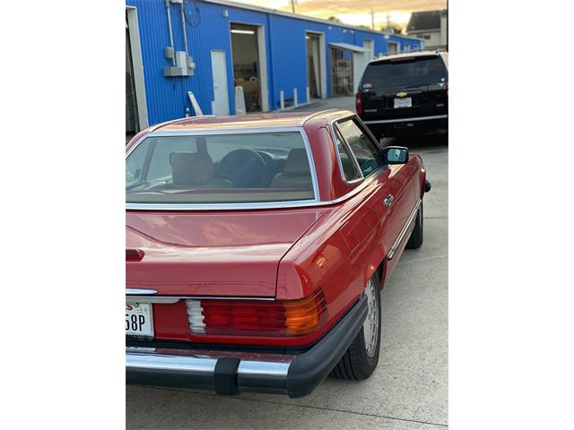 1989 Mercedes-Benz 560SL (CC-1427844) for sale in Houston, Texas