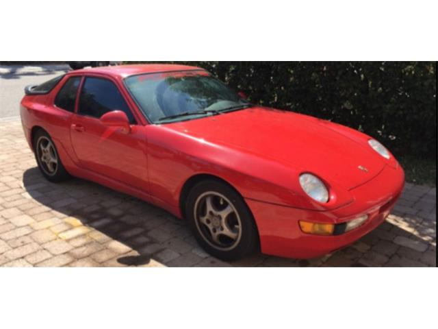 1994 Porsche 968 (CC-1420785) for sale in Punta Gorda, Florida