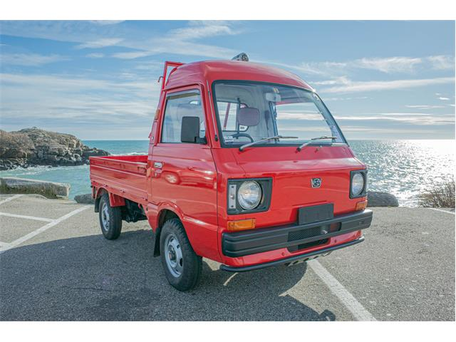 1986 Subaru Sambar (CC-1427850) for sale in York, Maine