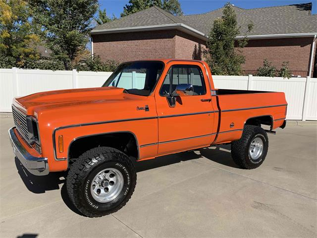 1976 GMC 1500 (CC-1427856) for sale in Syracuse, Utah