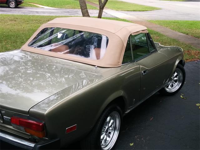 1980 Fiat Spider (CC-1427857) for sale in Plantation, Florida