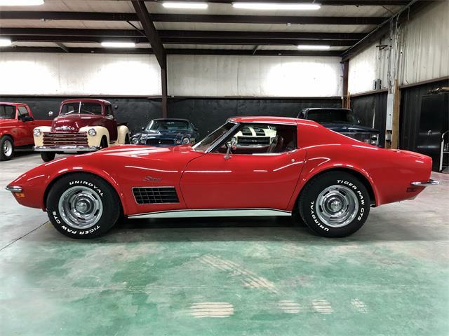1972 Chevrolet Corvette (CC-1427862) for sale in Sherman , Texas