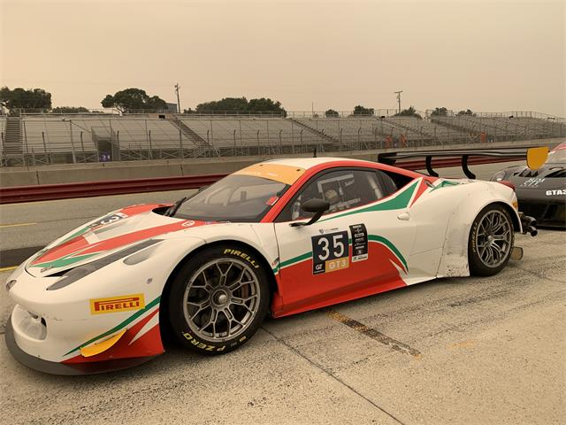 2013 Ferrari 458 GT3 (CC-1427872) for sale in Newport Beach, California