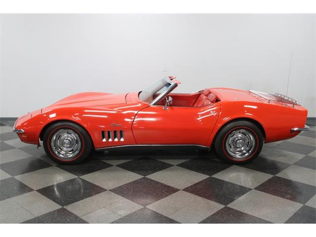1969 Chevrolet Corvette (CC-1427884) for sale in Concord, North Carolina