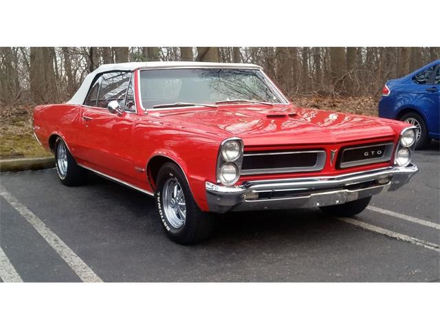 1965 Pontiac GTO (CC-1427906) for sale in Stratford, New Jersey