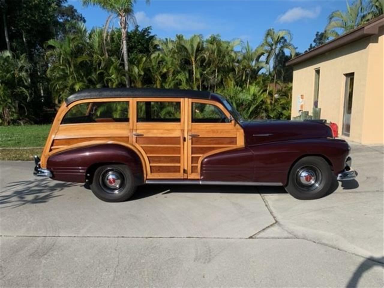 1947 Pontiac Streamliner (CC-1420791) for sale in Punta Gorda, Florida