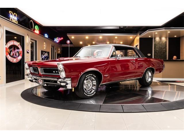 1965 Pontiac GTO (CC-1427920) for sale in Plymouth, Michigan