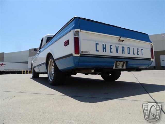 1970 Chevrolet C10 (CC-1427922) for sale in O'Fallon, Illinois