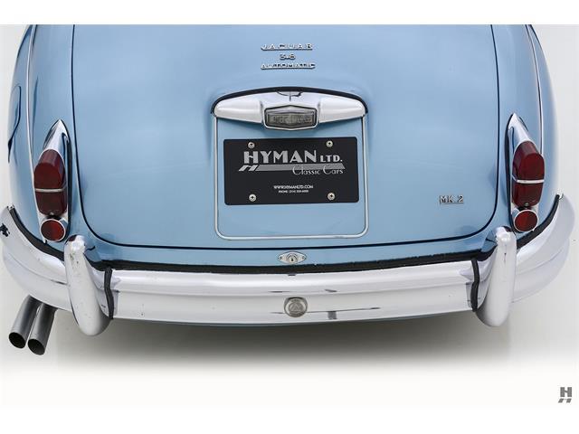 1963 Jaguar Mark II (CC-1427927) for sale in Saint Louis, Missouri