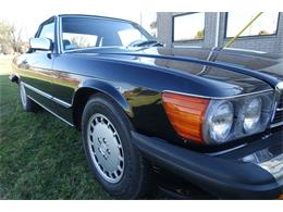 1987 Mercedes-Benz 560SL (CC-1420793) for sale in Troy, Michigan
