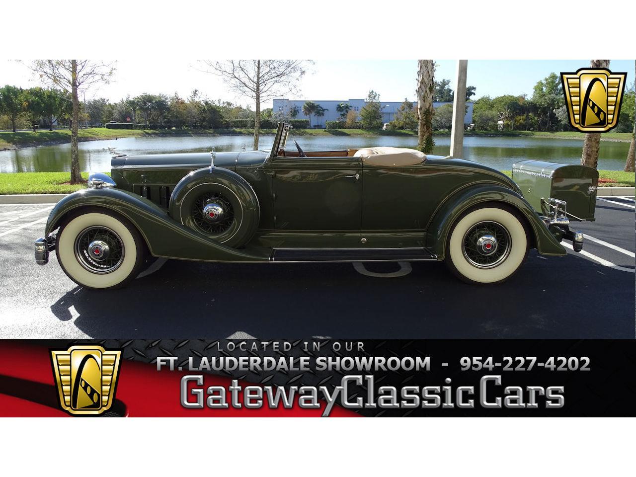1934 Packard Super Eight (CC-1427930) for sale in O'Fallon, Illinois