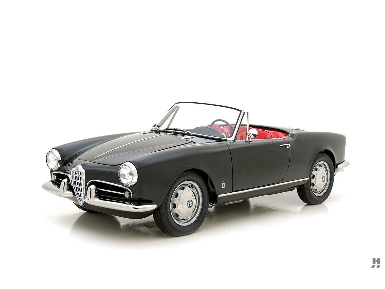 1960 Alfa Romeo Giulietta Spider (CC-1427932) for sale in Saint Louis, Missouri