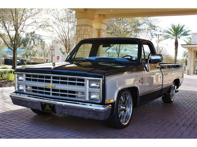 1987 Chevrolet Pickup (CC-1427945) for sale in Lakeland, Florida