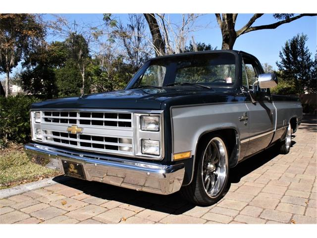 1987 Chevrolet Pickup (CC-1427945) for sale in Lakeland, Florida