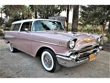 1957 Chevrolet Nomad (CC-1427955) for sale in Pleasanton, California