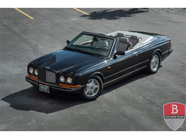 1996 Bentley Azure (CC-1427959) for sale in Miami, Florida