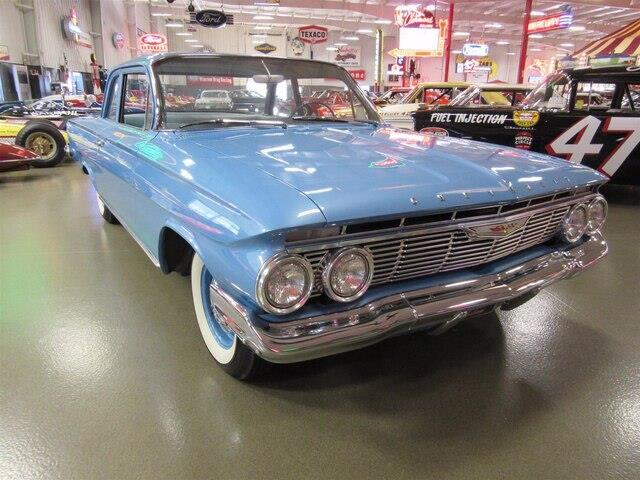 1961 Chevrolet Biscayne (CC-1427962) for sale in Greenwood, Indiana