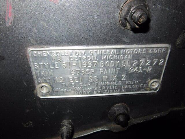 1961 Chevrolet Impala SS (CC-1427964) for sale in Greenwood, Indiana