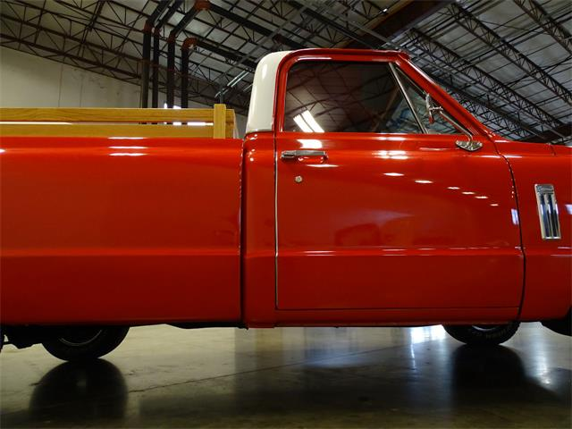 1967 GMC C/K 10 (CC-1427973) for sale in O'Fallon, Illinois