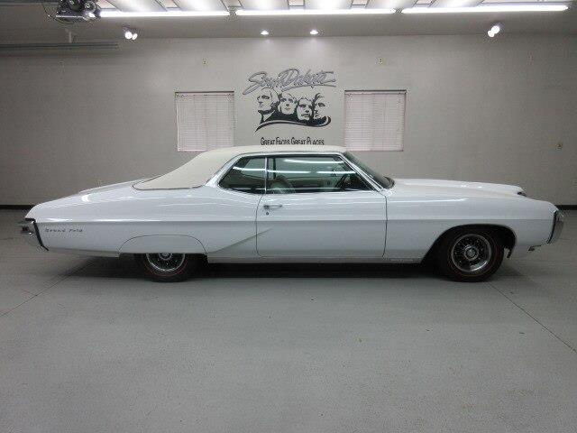 1968 Pontiac Grand Prix (CC-1427993) for sale in Sioux Falls, South Dakota