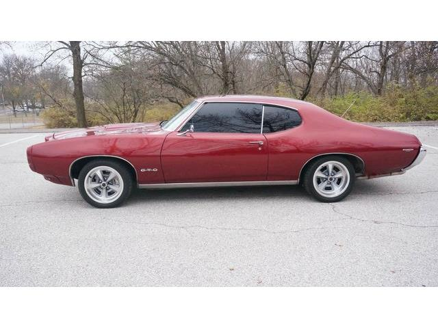 1969 Pontiac GTO (CC-1427994) for sale in Valley Park, Missouri