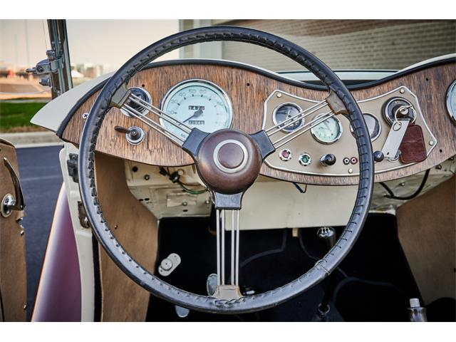 1949 MG Series YT (CC-1428003) for sale in O'Fallon, Illinois