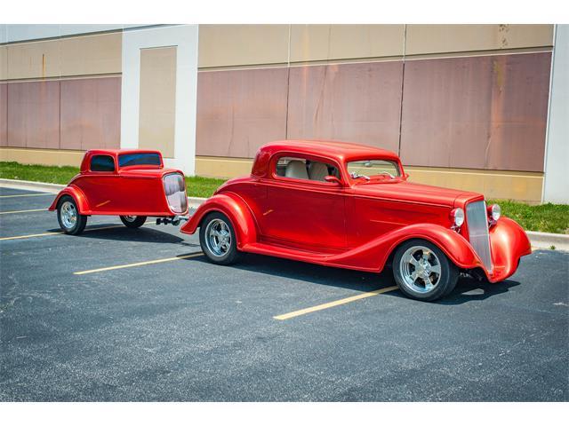1934 Chevrolet 3-Window Pickup (CC-1428004) for sale in O'Fallon, Illinois
