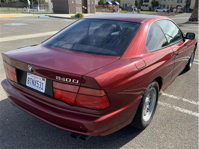 1997 BMW 8 Series (CC-1428006) for sale in Lompoc, California