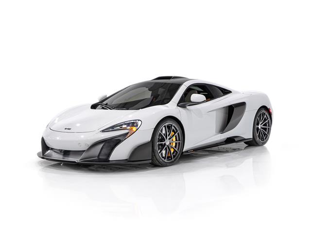 2016 McLaren 675LT (CC-1428014) for sale in Montreal, Quebec